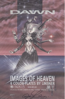 Dawn: Images of Heaven Portfolio Signed