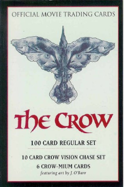 Crow Card Set #1