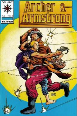 Archer and Armstrong #0