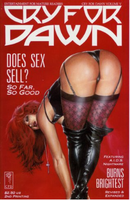 Cry for Dawn #5 2nd Print