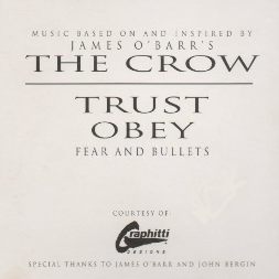 The Crow Promo CD