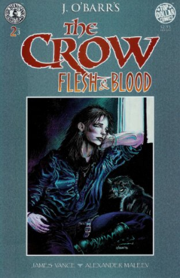 The Crow: Flesh and Blood #2
