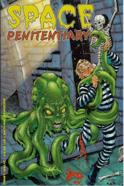 Space Penitentiary #1