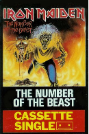 Iron Maiden ‎- The Number Of The Beast