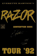 Razor Tourbook  '92 Gold