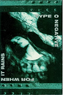 Type O Negative - For When It Rains  VHS