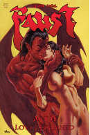 Faust: Love of the Damned Act 15 **FINAL ISSUE**