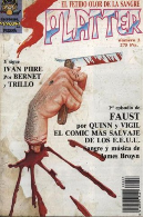 Faust/Splatter #3 Spain