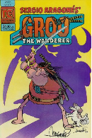 Groo the Wanderer #1 Signed