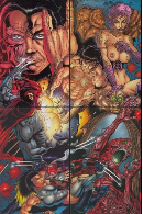 Faust: 777 The Wrath Quad Cover Set