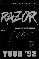 Razor Tourbook  '92 Silver