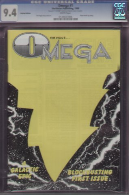 Omega Premiere Limited CGC 9.4