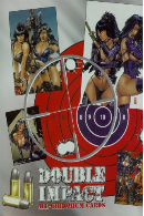 Double Impact Card Set With Binder