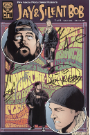 Jay and Silent Bob #1 Signed