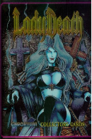 Lady Death Card Binder w/ Card Collection