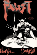 Faust Cover Portfolio #1 Limited