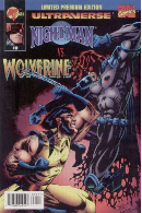 Nightman vs Wolverine #0