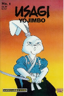 Usagi Yojimbo #1 Signed