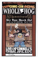 SanDiego Comic-Con WholeHog After Party Print