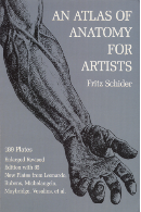 An Atlas of Anatomy For Artists 1957