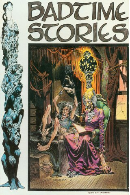 Berni Wrightson Badtime Stories Signed