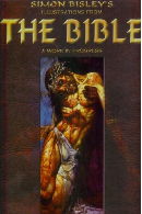 Simon Bisley's Illustrations from the Bible: A Work in Progress Hardcover