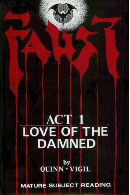 Faust: Love of the Damned Act 1 Tourbook