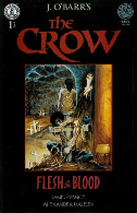 The Crow: Flesh and Blood #1