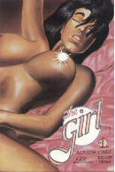 The Girl  #1