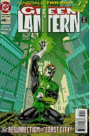 Green Lantern Emerald Twilight Set