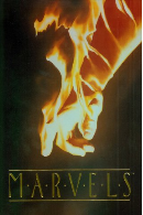 Marvels Hardcover Signed/Numbered