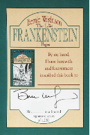 Berni Wrightson: The Lost Frankenstein Pages Signed/Numbered