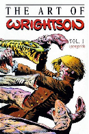The Art of Wrightson Pop Up Book Signed